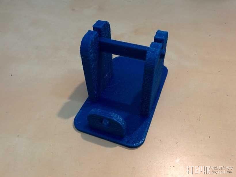 焊料架 3D模型  图4