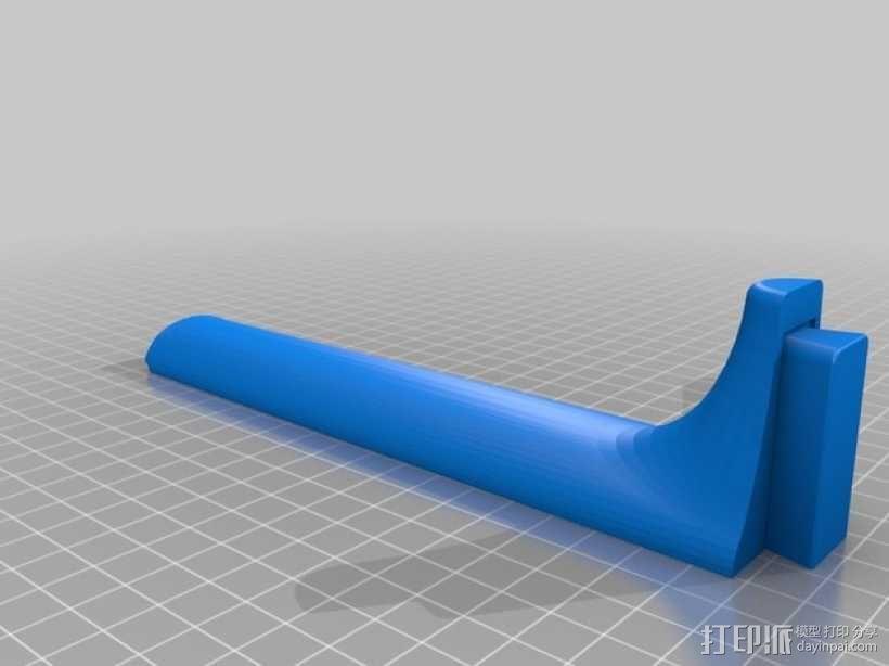 尤克里里琴 3D模型  图9
