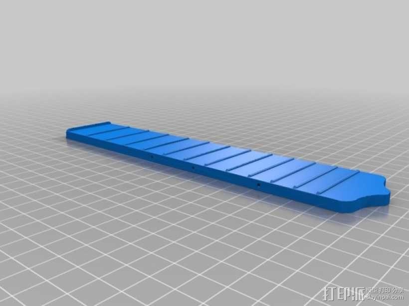 尤克里里琴 3D模型  图10
