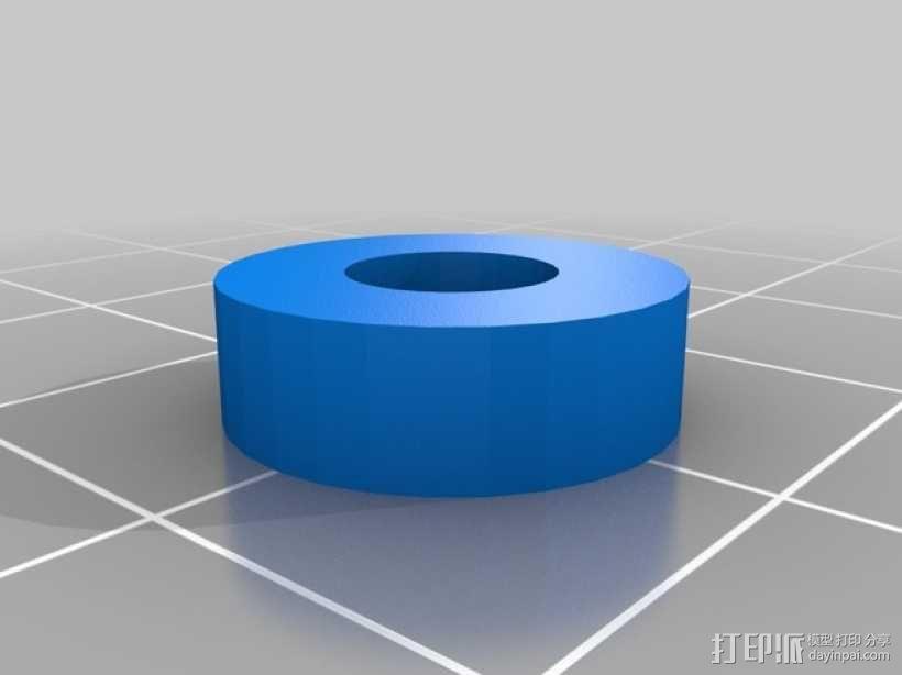尤克里里琴 3D模型  图12