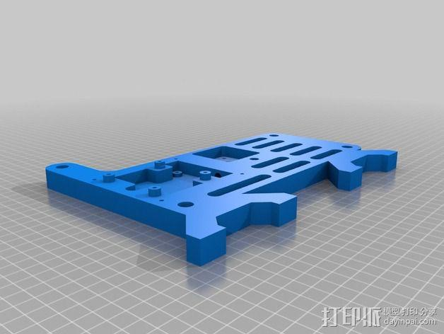 eggbot画蛋机 3D模型  图20