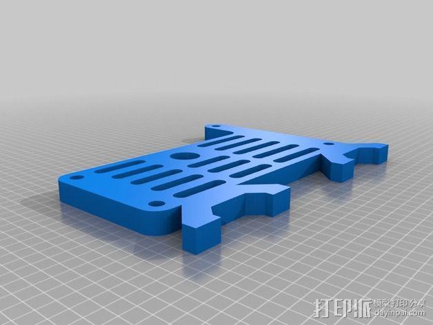 eggbot画蛋机 3D模型  图22