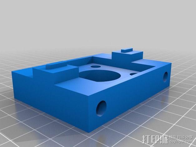 eggbot画蛋机 3D模型  图26