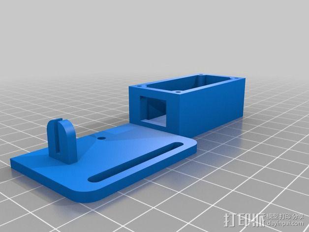 eggbot画蛋机 3D模型  图28