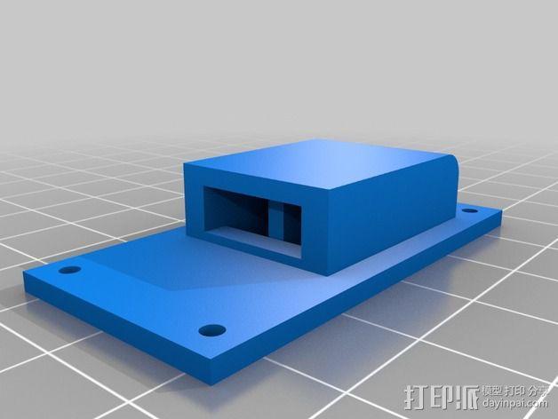 eggbot画蛋机 3D模型  图29