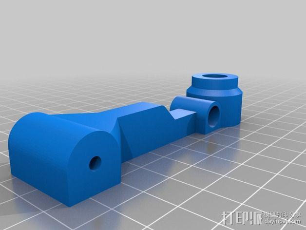 eggbot画蛋机 3D模型  图30