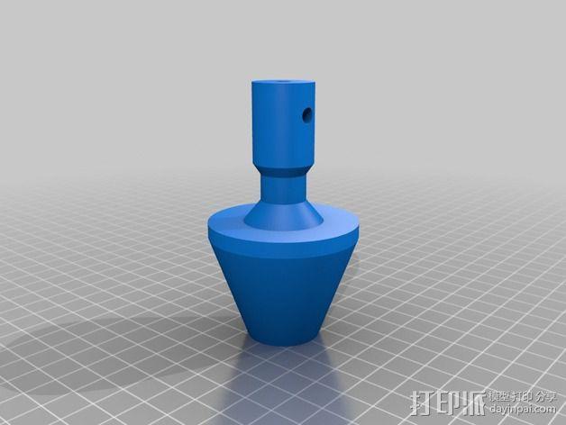eggbot画蛋机 3D模型  图35