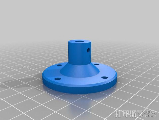 eggbot画蛋机 3D模型  图34