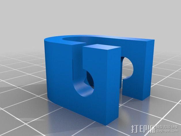 eggbot画蛋机 3D模型  图40