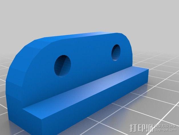 防昆虫机器人Hexapod 3D模型  图2