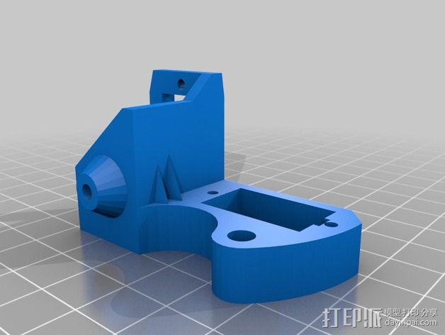 防昆虫机器人Hexapod 3D模型  图5