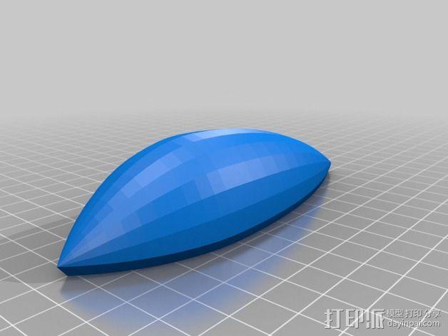 防昆虫机器人Hexapod 3D模型  图7
