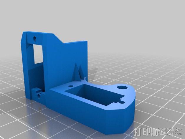 防昆虫机器人Hexapod 3D模型  图9