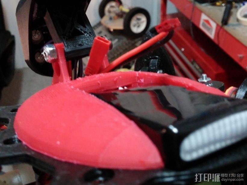 防昆虫机器人Hexapod 3D模型  图15