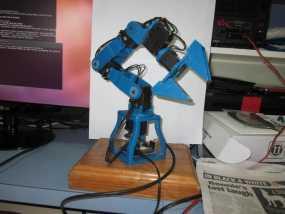 机械臂 3D模型