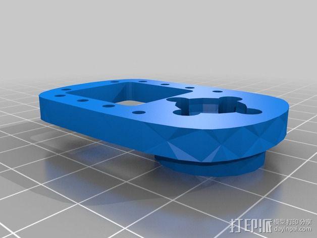 机械臂 3D模型  图16