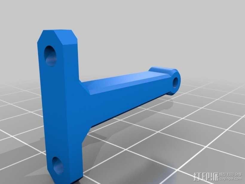 遥控船  3D模型  图9
