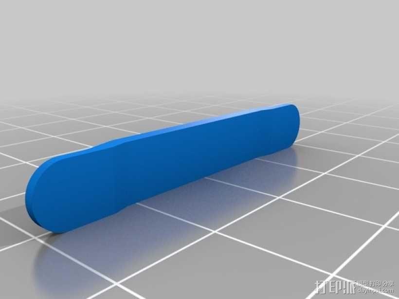 遥控船  3D模型  图10
