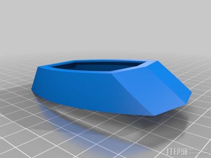 遥控船  3D模型  图12