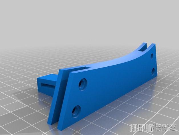 迷你织带机  3D模型  图4