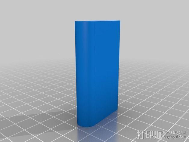 迷你织带机  3D模型  图5