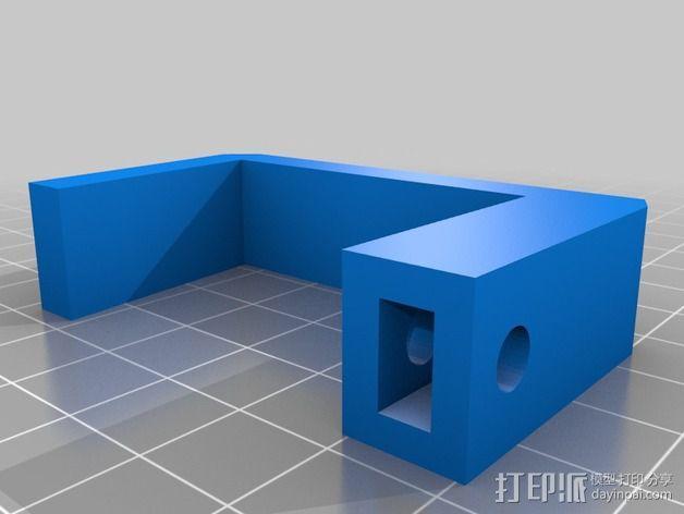 迷你织带机  3D模型  图9