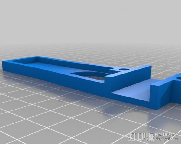四轴飞行器 3D模型  图11