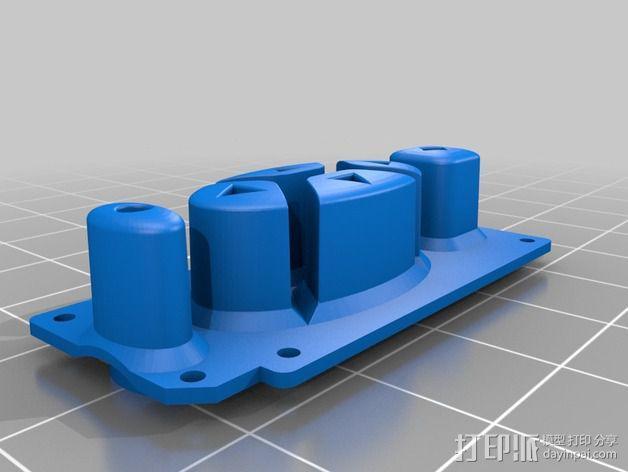 Mmintbox 1外壳 3D模型  图2