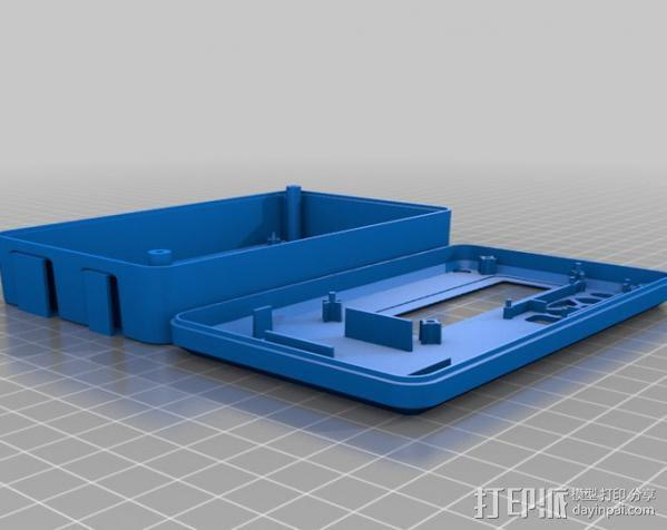 Mmintbox 1外壳 3D模型  图4