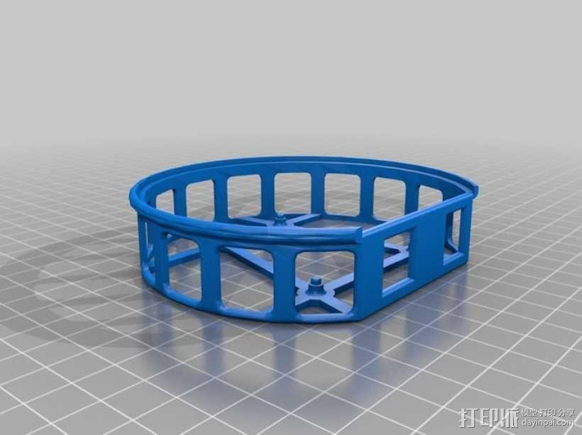 Arduino 3D扫描仪 3D模型  图4