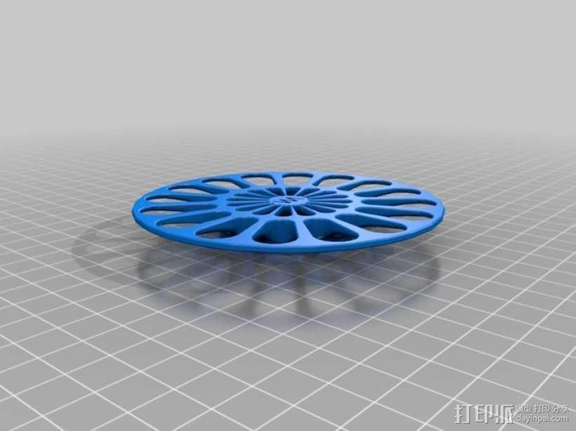 Arduino 3D扫描仪 3D模型  图6