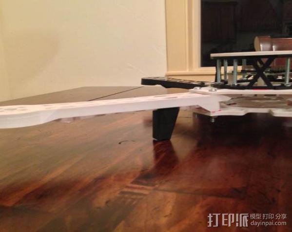 3D打印四轴飞行器 3D模型  图7