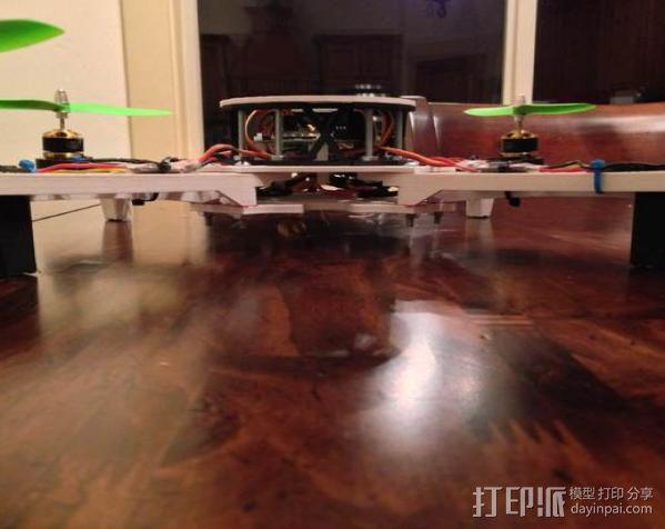 3D打印四轴飞行器 3D模型  图10