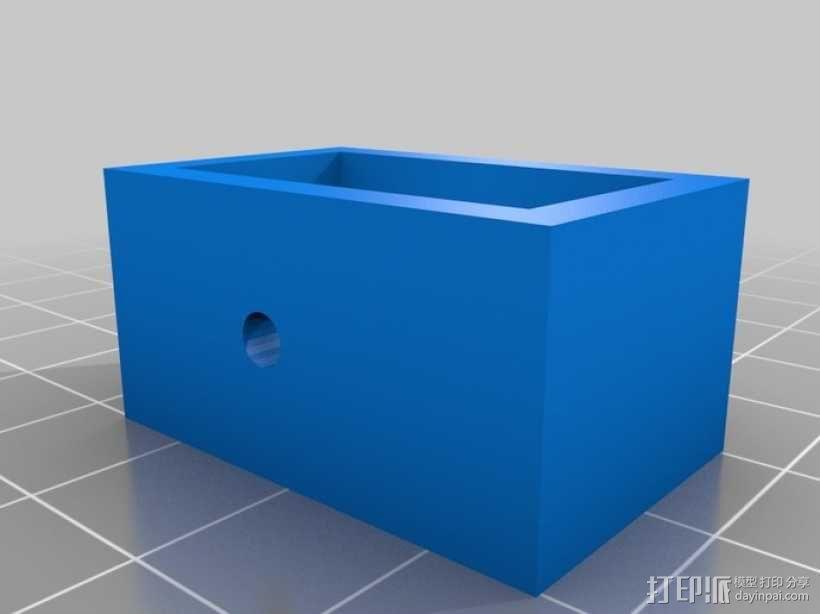 履带式机器人  3D模型  图5