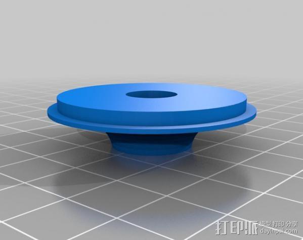 5.8G天线罩  3D模型  图7