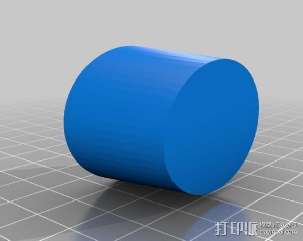 5.8G天线罩  3D模型  图6