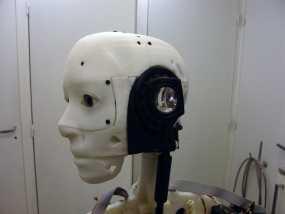 InMoov机器人耳部 3D模型