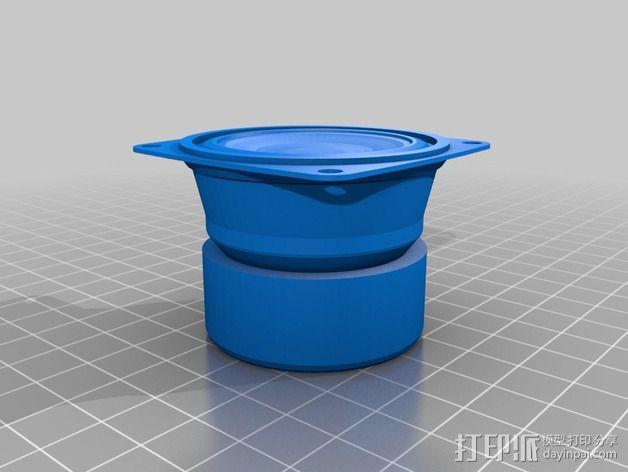 InMoov机器人耳部 3D模型  图5