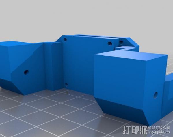 InMoov机器人眼部 3D模型  图7