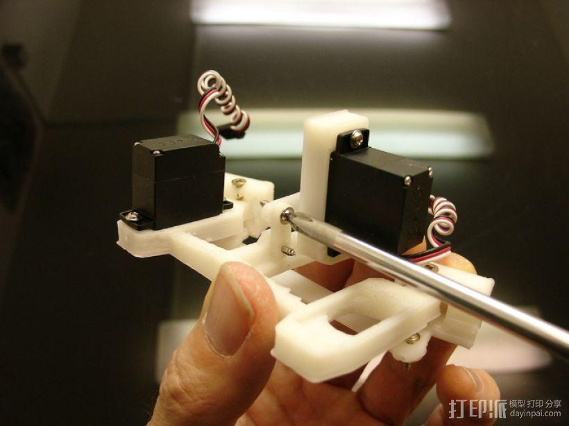 InMoov机器人眼部 3D模型  图10