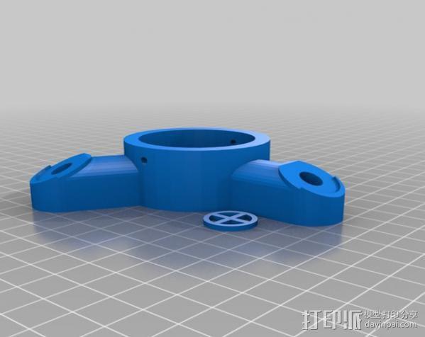 蜂鸟喂食器 3D模型  图8