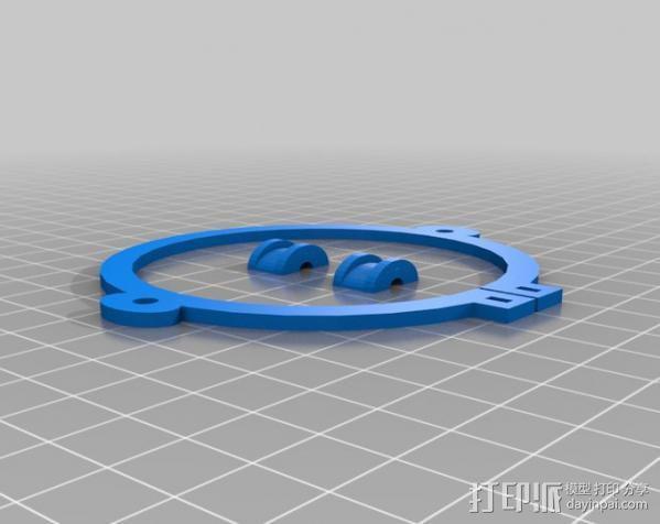 蜂鸟喂食器 3D模型  图6