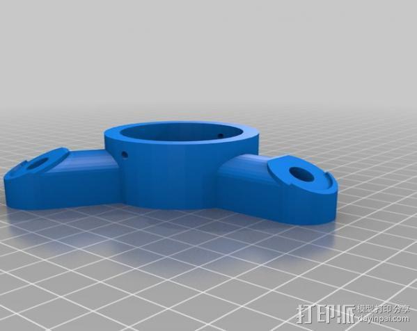 蜂鸟喂食器 3D模型  图12