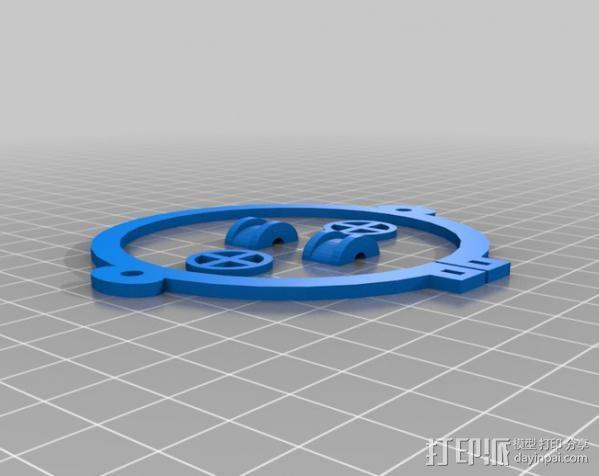 蜂鸟喂食器 3D模型  图10