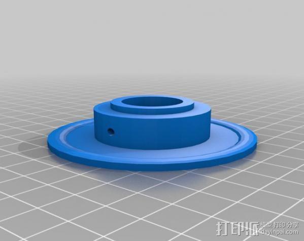 蜂鸟喂食器 3D模型  图11