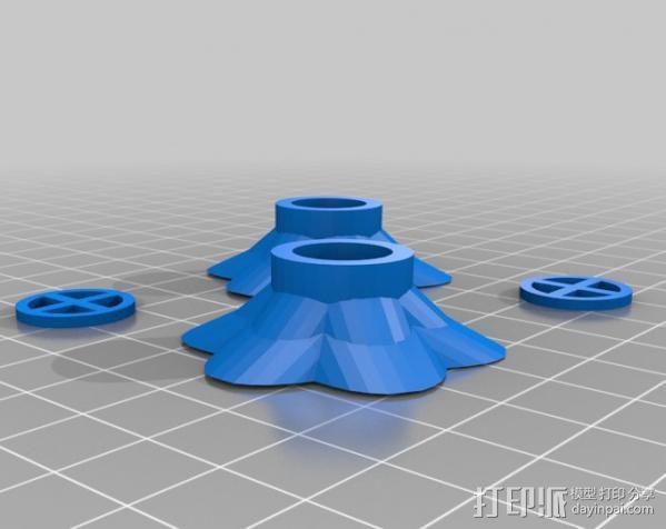 蜂鸟喂食器 3D模型  图20