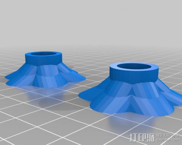 蜂鸟喂食器 3D模型  图22