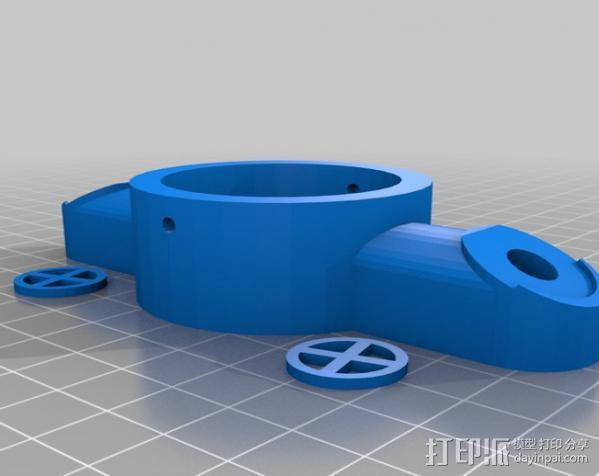 蜂鸟喂食器 3D模型  图21