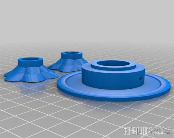 蜂鸟喂食器 3D模型  图23