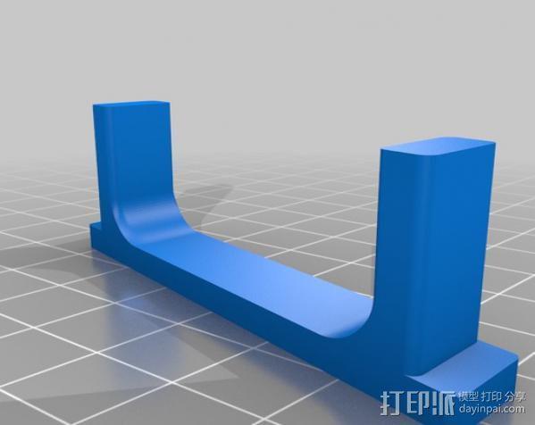 多轴飞行器框架 3D模型  图8